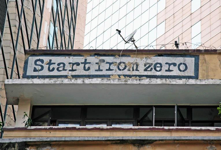 »Start from zero«