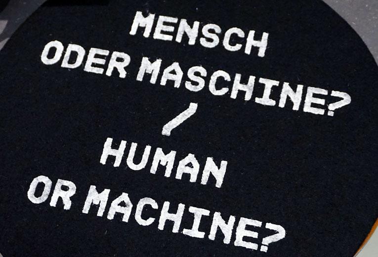 Mensch oder Maschine