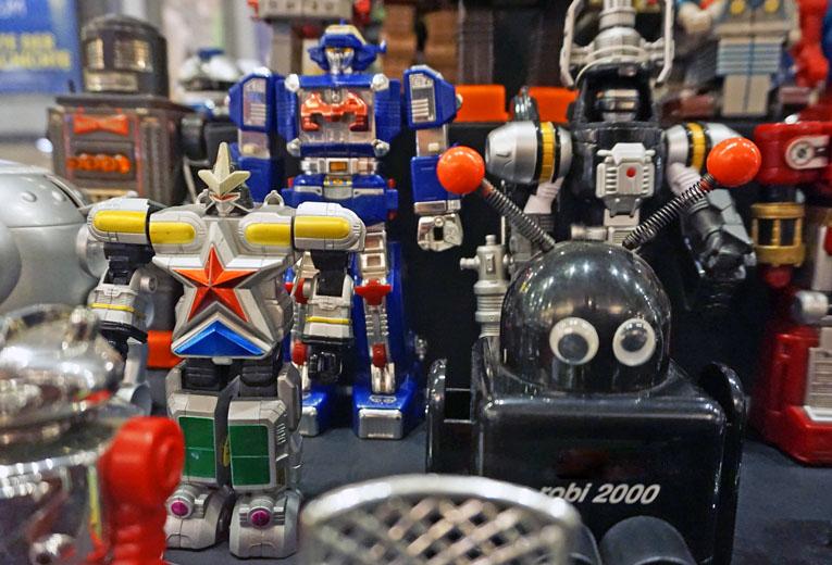 Lots of Robots